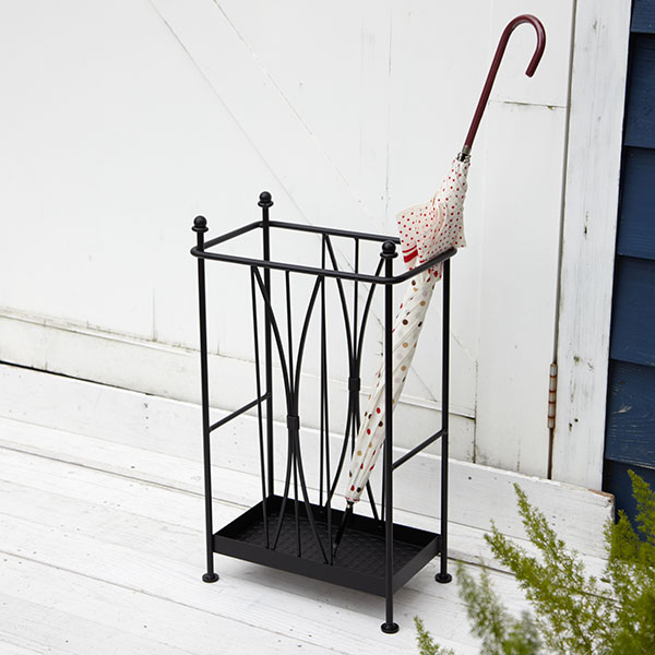 atom style rakuten global market umbrella stand made iron antique