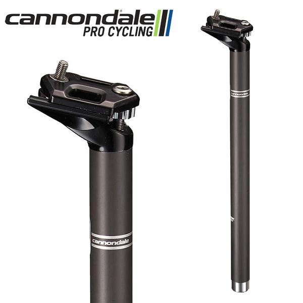 Cannondale キャノンデール SEATPOST CANNONDALE C2 25.4X350MM W/DI2 25.4 X 350MM CU42112535