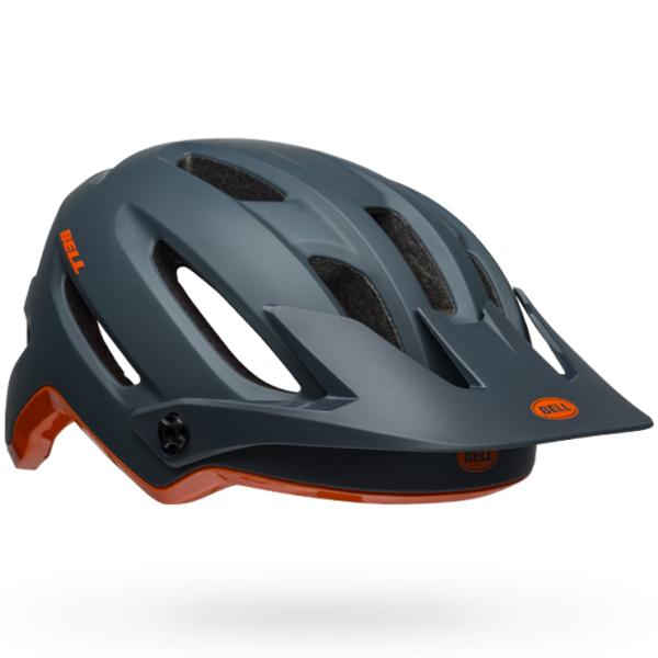 BELL ベル ヘルメット 4フォーティー ミップス BELL 4 FORTY MIPS Mサイズ(55-59cm) 7101618 スレート/オレンシ