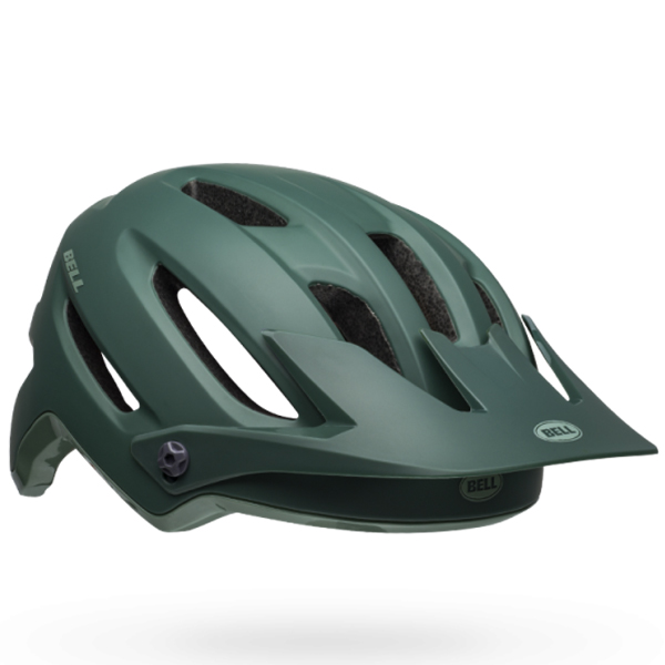 BELL ベル ヘルメット 4フォーティー ミップス BELL 4 FORTY MIPS Mサイズ(55-59cm) 7101606 マット/グロス グリーン