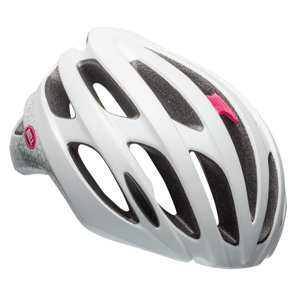 ベル ロードバイク ヘルメット ファルコン ミップス BELL FALCON Mips マットホワイト/スモークディゾルブ Mサイズ(55-59cm) 7091559