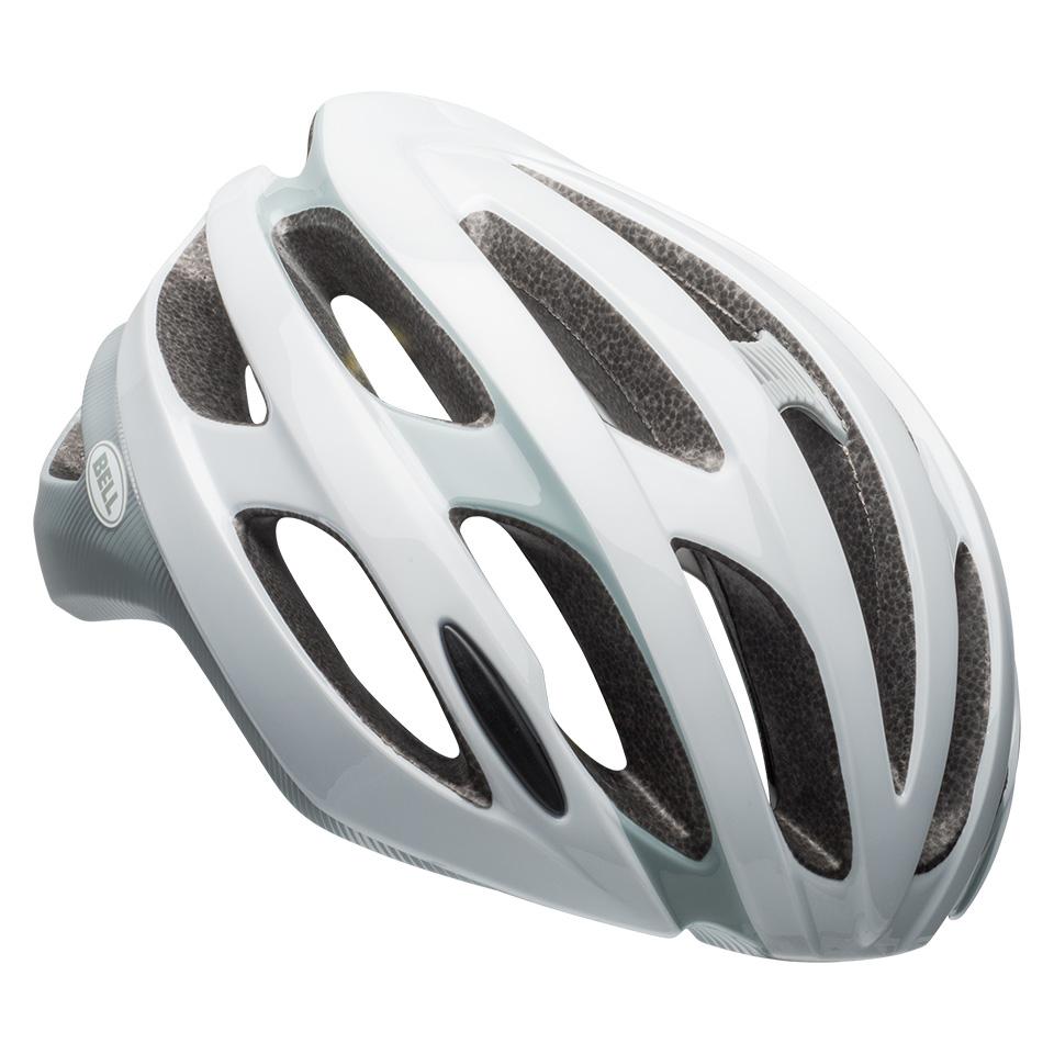 ベル ロードバイク ヘルメット ファルコン ミップス BELL FALCON Mips マットホワイトスモーク Lサイズ(58-62cm) 7087752