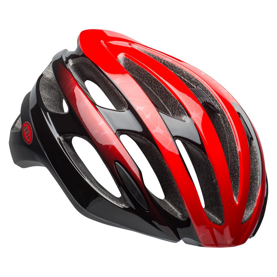 ベル ロードバイク ヘルメット ファルコン ミップス BELL FALCON Mips マットレッド/ブラック Lサイズ(58-62cm) 7087729