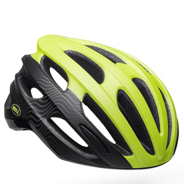 ベル ロードバイク ヘルメット フォーミュラ ミップス BELL FOMULA Mips グリーン/ブラック Lサイズ(58-62cm) 7100915
