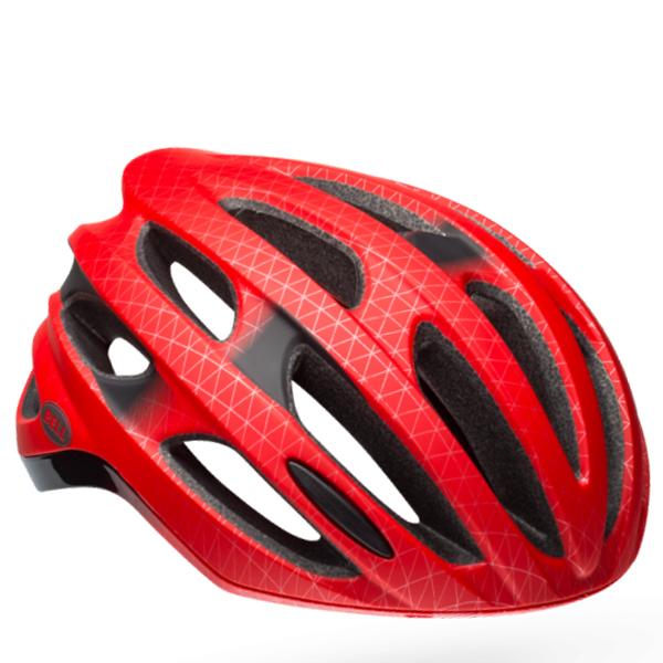 ベル ロードバイク ヘルメット フォーミュラ ミップス BELL FOMULA Mips マットレッド/ブラック Lサイズ(58-62cm) 7088537