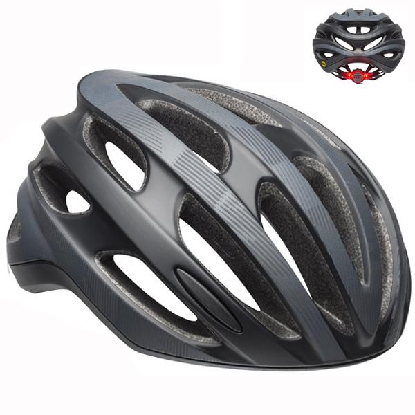 ベル ロードバイク ヘルメット フォーミュラ LED BELL FOMULA LED ゴースト/マットブラック Mサイズ(55-59cm) 7103773