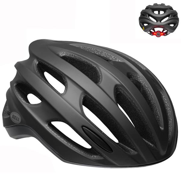 BELL ベル ヘルメット フォーミュラ LED BELL FOMULA LED マットブラック Mサイズ(55-59cm) 7105819 LEDライト付き ロードバイク ヘルメット