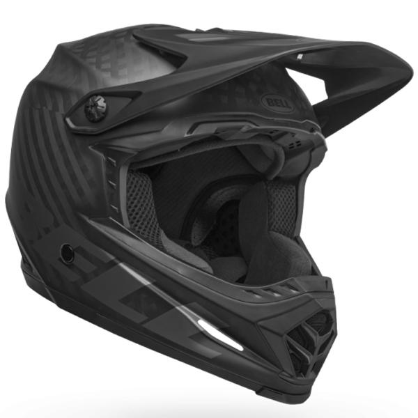BELL ベル フルフェイス ヘルメット フル 9 BELL FULL 9 マット ブラック Mサイズ(55-57cm) 7101365 BMX マウンテンバイク ヘルメット