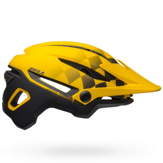 ベル ヘルメット シクサー ミップス BELL SIXER Mips マット イエロー/ブラック Mサイズ(55-59cm) 7101560