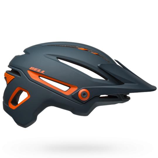 ベル ヘルメット シクサー ミップス BELL SIXER Mips マット スレート/オレンジ Lサイズ(58-62cm) 7101549