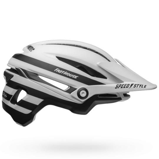 ベル ヘルメット シクサー ミップス BELL SIXER Mips マット ホワイト/ブラック ファストハウス Mサイズ(55-59cm) 7101554