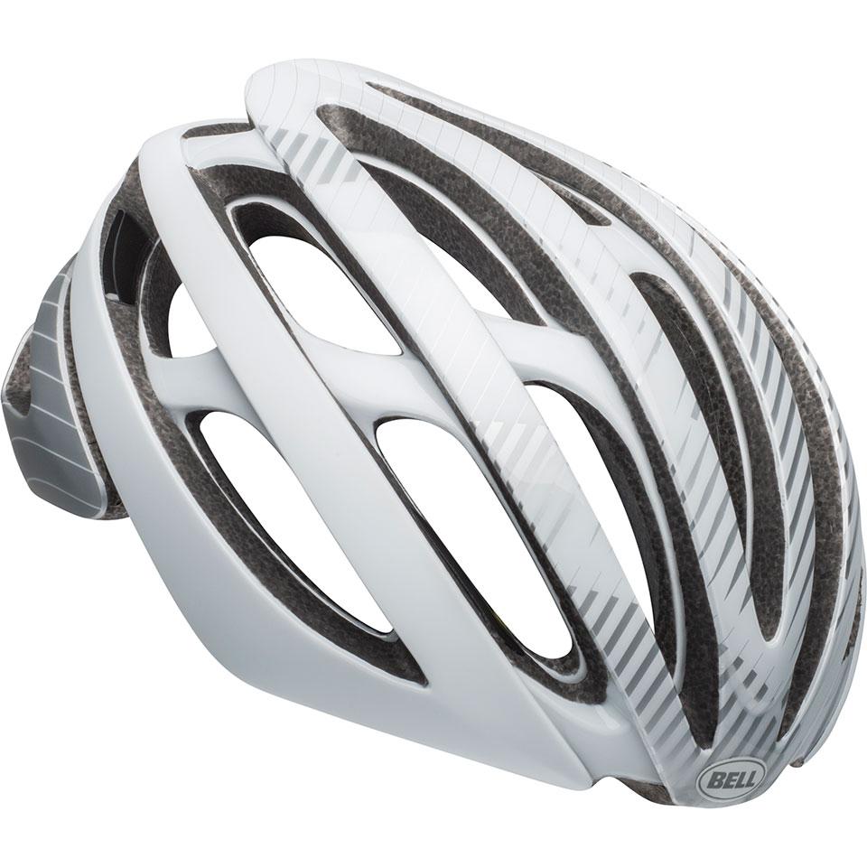 ロードバイク ヘルメット Z20 ミップス BELL Z20 Mips シルバー/ホワイト Mサイズ(55-59cm) 7099362