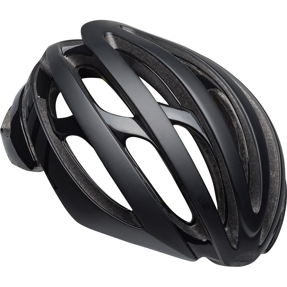 ロードバイク ヘルメット Z20 ミップス BELL Z20 Mips ブラック Mサイズ(55-59cm) 7099338