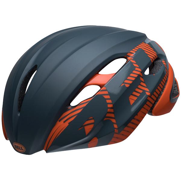 ロードバイク ヘルメット Z20 エアロ BELL Z20 AERO Mips スレート/オレンジ Sサイズ(52-56cm) 7106014