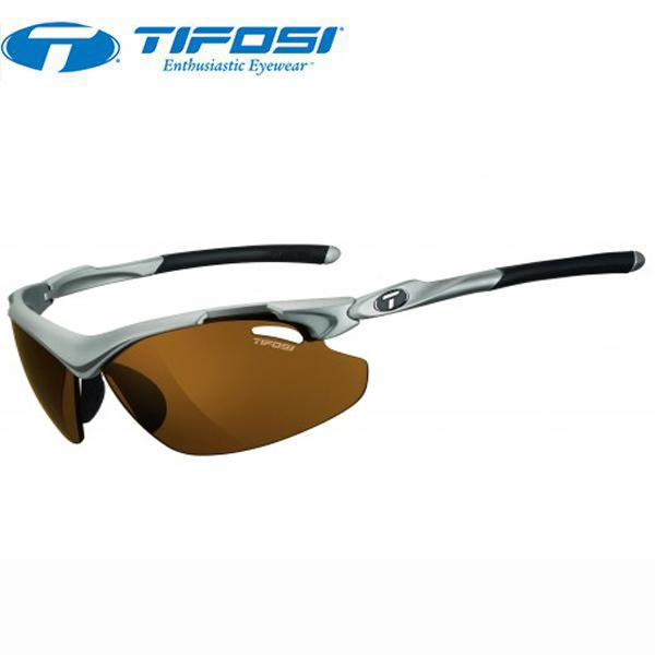 TIFOSI (ティフォージ) 自転車 サングラス TYRANT2.0 タイラント2.0 アイアン ブラウンフォトテック 1120300436