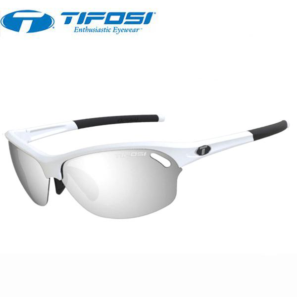 TIFOSI (ティフォージ) 自転車 サングラス WASP ワスプ マットホワイト・ライトナイト フォトテック 1280301231