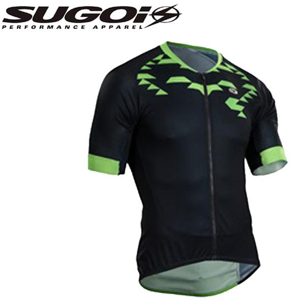 サイクルジャージ スゴイ SUGOI RS トレーニング ジャージ 2018 2QG Sugoi