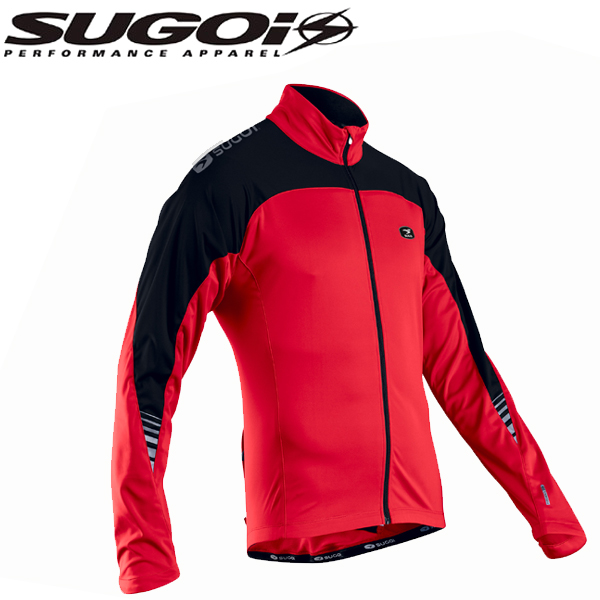 サイクル ジャケット スゴイ SUGOI RS 180 ジャケット 2015 CHI Sugoi