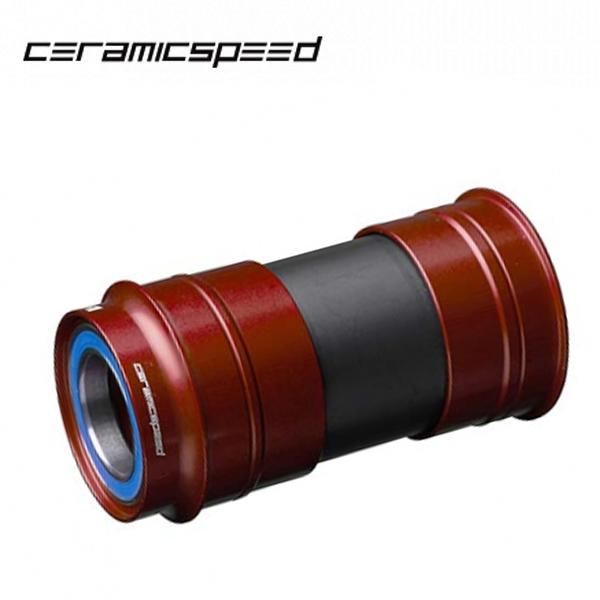Ceramic Speed (セラミックスピード) BB BBright4624 レッド 6200094