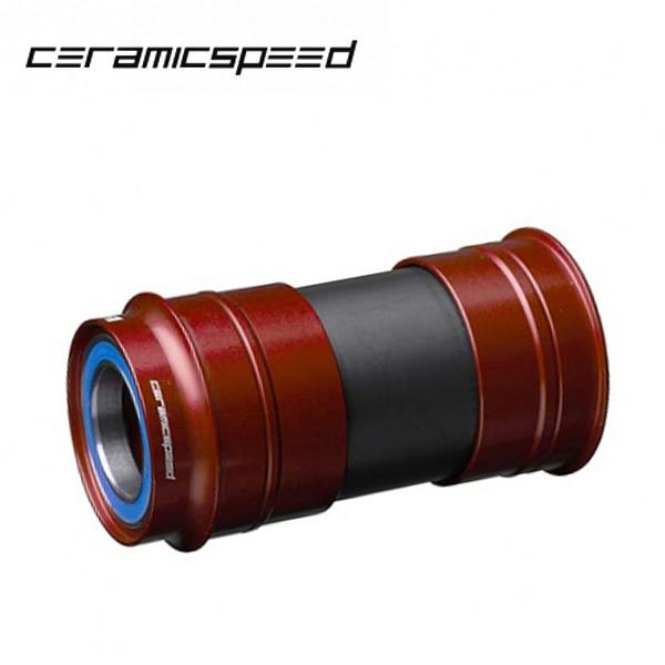 Ceramic Speed (セラミックスピード) BB BBright4625 カンパ レッド 6200170