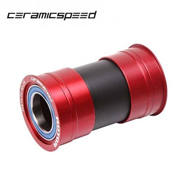 Ceramic Speed (セラミックスピード) BB EVO386-24 シマノ レッド 6200172
