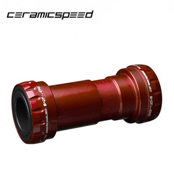 Ceramic Speed (セラミックスピード) BB BB30 to 25 カンパレッド 【COATED】 6200184