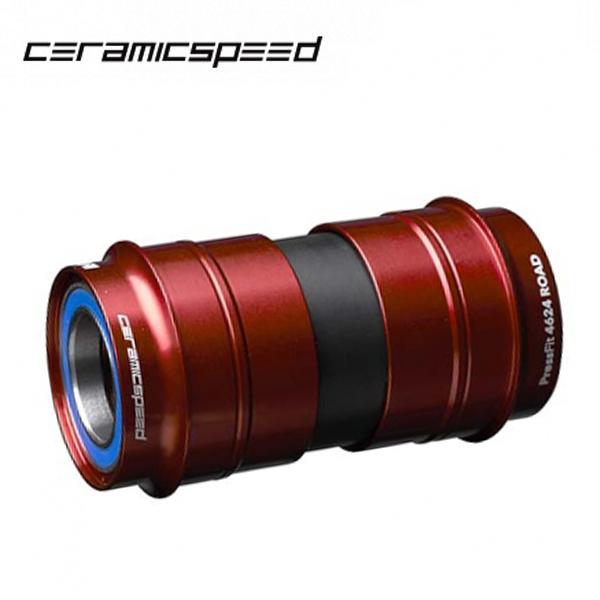Ceramic Speed (セラミックスピード) BB PF4624 レッド 【COATED】 6200076