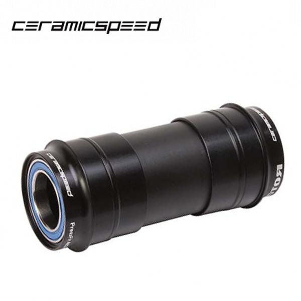 Ceramic Speed (セラミックスピード) BB PF4624 OSBB ブラック 【COATED】 6200185