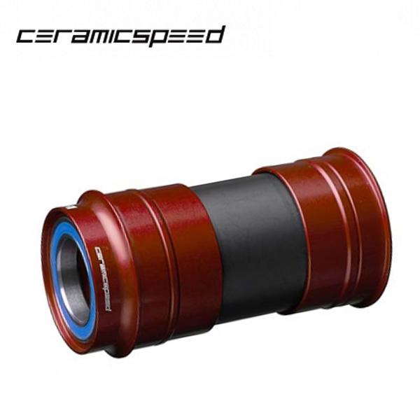 Ceramic Speed (セラミックスピード) BB BBright4624 レッド 【COATED】 6200078