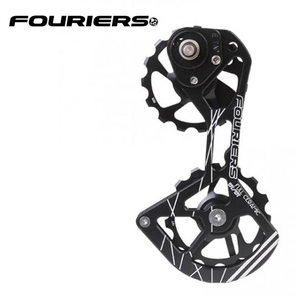 FOURIERS (フォーリアーズ) スラムE-Tapプーリー15/15T(フルセラミック) TAPH1515 10600653