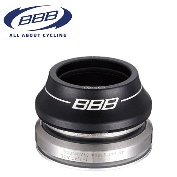 BBB BHP-45 (BBB テーパード インテグラル ヘッドセット) ブラック 506212 45-45D