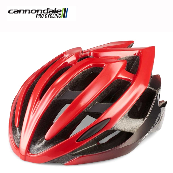 CANNONDALE TERAMO 「キャノンデール テラモ」 Red S/M(52-58cm) CH4207U50SM CANNONDALE (キャノンデール) TERAMO (テラモ) 自転車 ヘルメット 【02P03Dec16】 ★