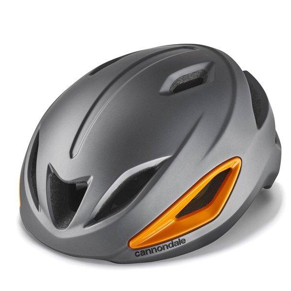 キャノンデール ヘルメット インテイク Mips WHT/BLU L/XL(58-62cm)