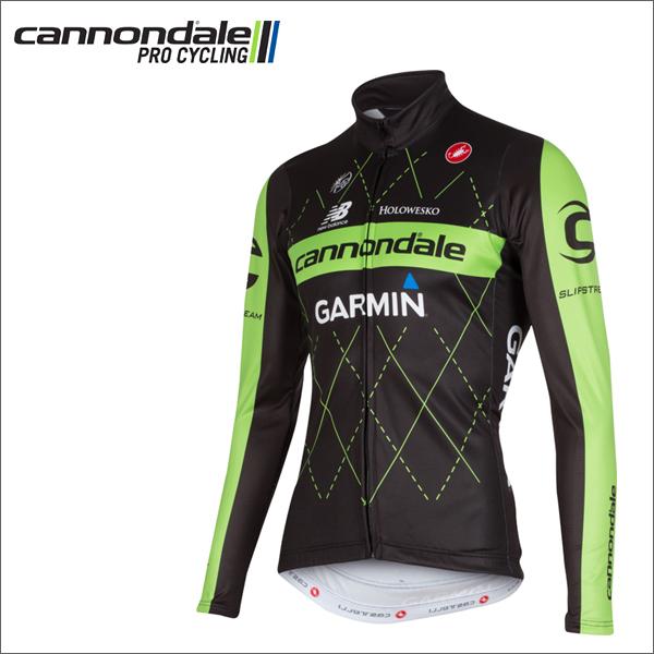 【即納】 【在庫あり】 Cannondale (キャノンデール) サーマル ジャージ L/S 【cannondale ウエア】 【キャノンデール 自転車】【02P03Dec16】 ★