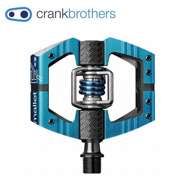 CRANKBROTHERS (クランクブラザーズ) マレット エンデューロ ブルー 574623