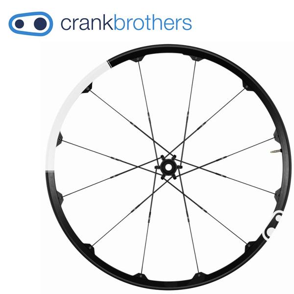 CRANKBROTHERS (クランクブラザーズ) コバルト3 29 826169 フロントホイール