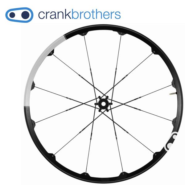 CRANKBROTHERS (クランクブラザーズ) アイオダイン3 27.5 ブースト 826192 フロントホイール