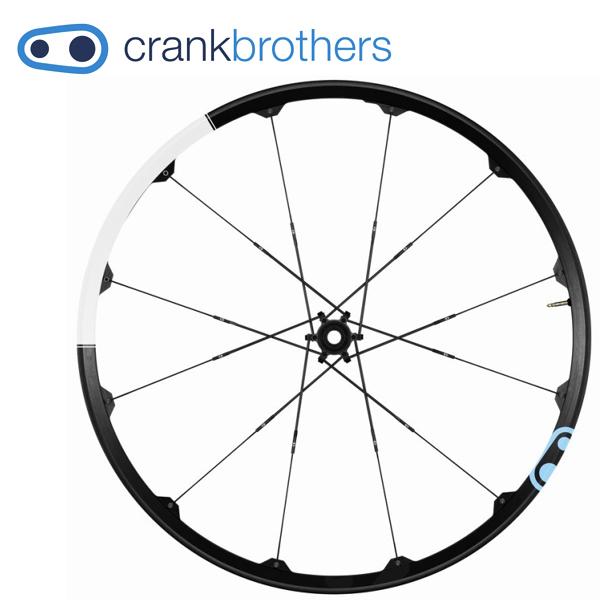 CRANKBROTHERS (クランクブラザーズ) ジンク 29 826195 フロントホイール
