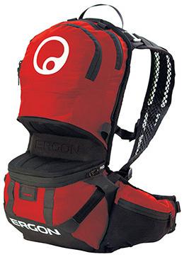 ERGON エルゴン バック BE2 エンデューロ スモール BLK/RED BAG35904 バッグ