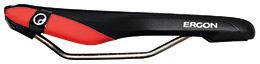ERGON エルゴン サドル SMA3 コンプ S BLK/RED SDL26802 サドル