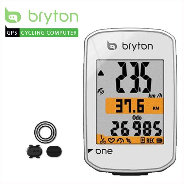 ブライトン BRYTON Rider One C ケイデンスセンサー付 WHT TB0F0R01CWHT