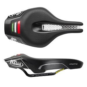 SELLE ITALIA (セライタリア アイアン テクノフロー フロー S) (15-) ブラック J1AF09415S