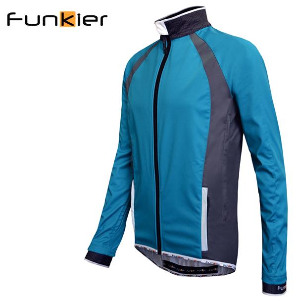 ファンキアー ボルツァーノ Funkier Bolzano ブルー Lサイズ 1418FWWJ1323BLU6