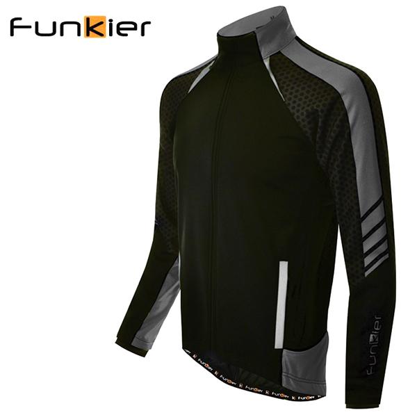 ファンキアー トルメッゾ Funkier Tolmezo ブラック Sサイズ 1418FWWJ1326BLK4