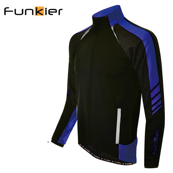 ファンキアー トルメッゾ Funkier Tolmezo ブルー Mサイズ 1418FWWJ1326BLU5