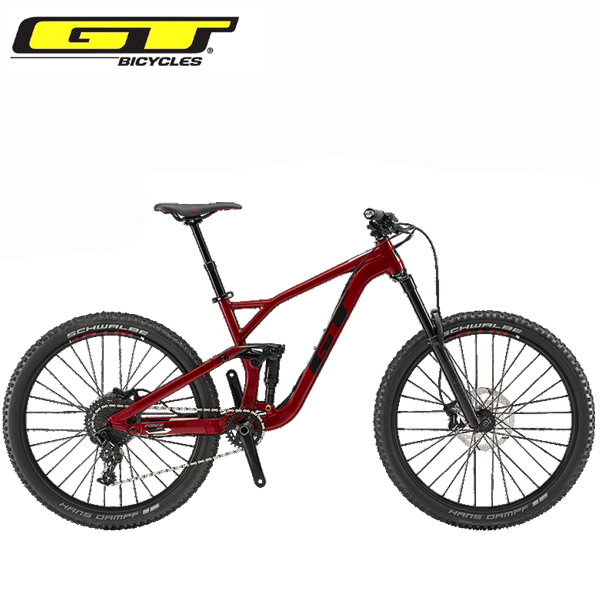 2019 GT FORCE COMP レッド