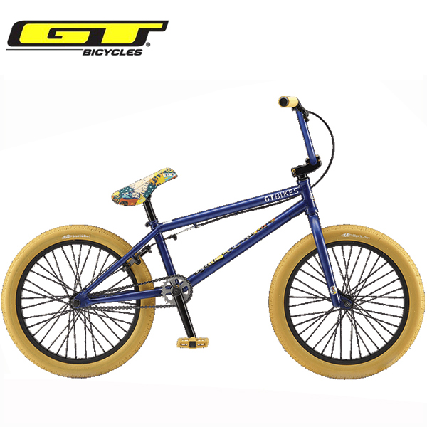 2019 GT BMX パフォーマー PERFORMER 20 ブルー