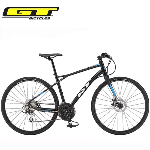 2019 GT クロスバイク トラフィックX TRAFFIC X ブラック