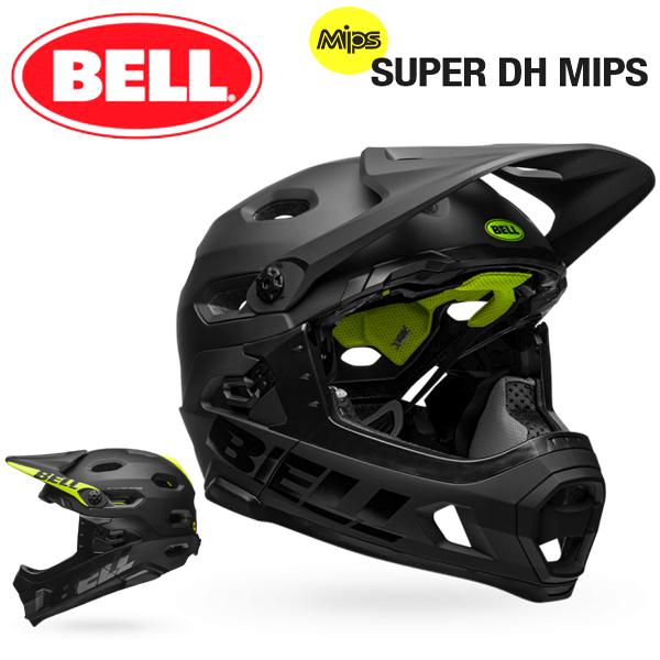 高級感 MTB ヘルメット BELL SUPER (ベル DH Mips ヘルメット (ベル スーパーDH MTB ミップス) マットブラック Lサイズ(58-62cm), ワールドセレクトマーケット:a777b100 --- canoncity.azurewebsites.net
