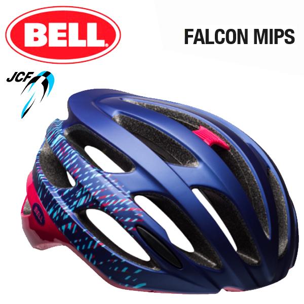 ★ 【BELL ヘルメット】 「BELL FALCON MIPS ベル ファルコン ミップス」 ファルコン ミップス マットネイビー/チェリーファイバー S